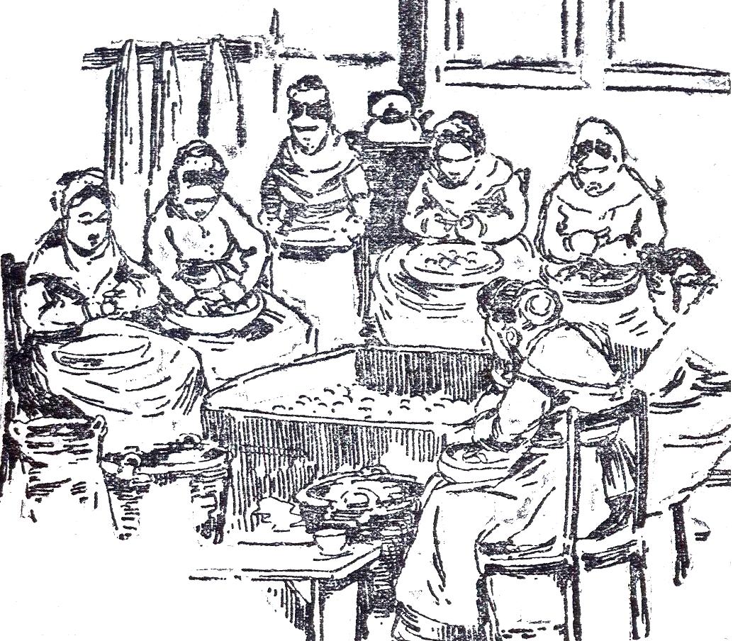 Keuken van de St. Vincentiusvereniging